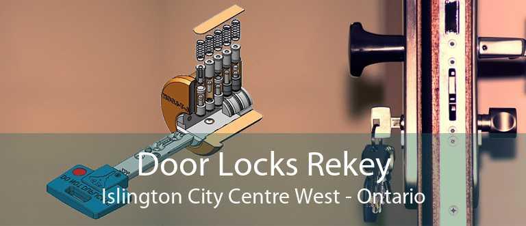 Door Locks Rekey Islington City Centre West - Ontario