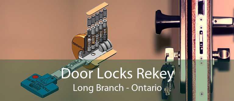 Door Locks Rekey Long Branch - Ontario