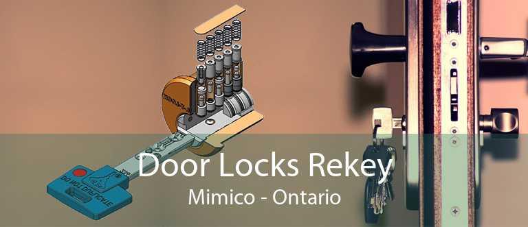 Door Locks Rekey Mimico - Ontario