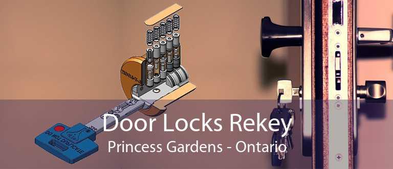 Door Locks Rekey Princess Gardens - Ontario