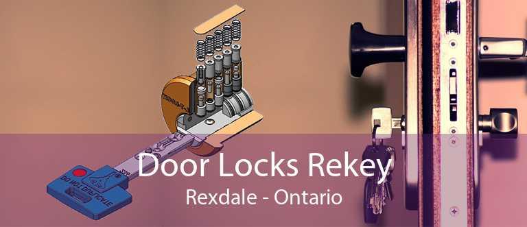 Door Locks Rekey Rexdale - Ontario