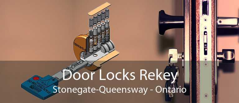 Door Locks Rekey Stonegate-Queensway - Ontario