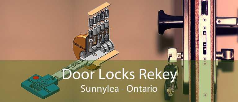 Door Locks Rekey Sunnylea - Ontario