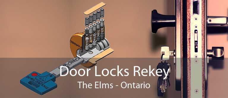 Door Locks Rekey The Elms - Ontario