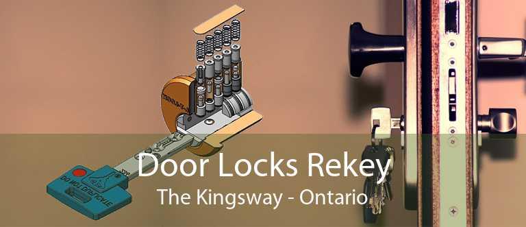 Door Locks Rekey The Kingsway - Ontario