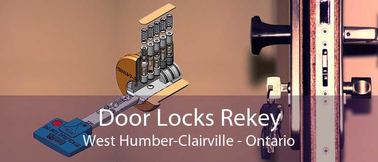 Door Locks Rekey West Humber-Clairville - Ontario