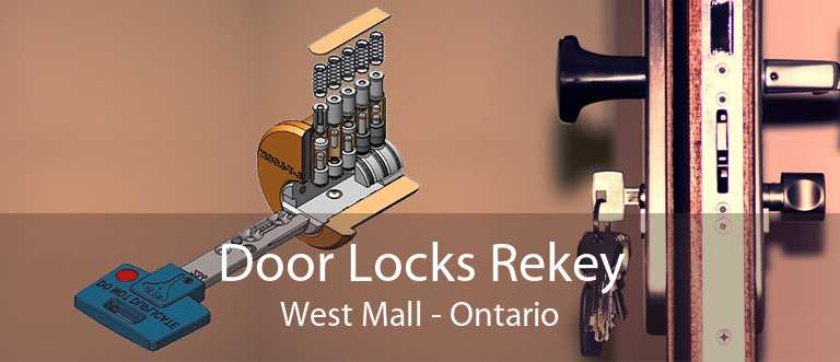 Door Locks Rekey West Mall - Ontario