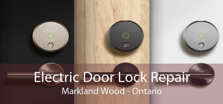 Electric Door Lock Repair Markland Wood - Ontario