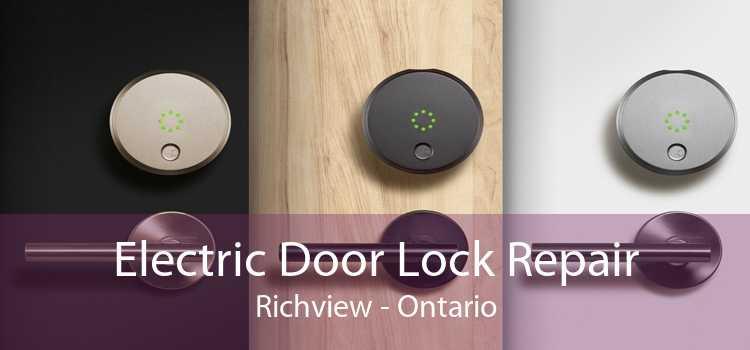 Electric Door Lock Repair Richview - Ontario