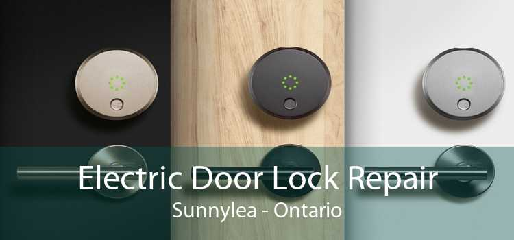 Electric Door Lock Repair Sunnylea - Ontario