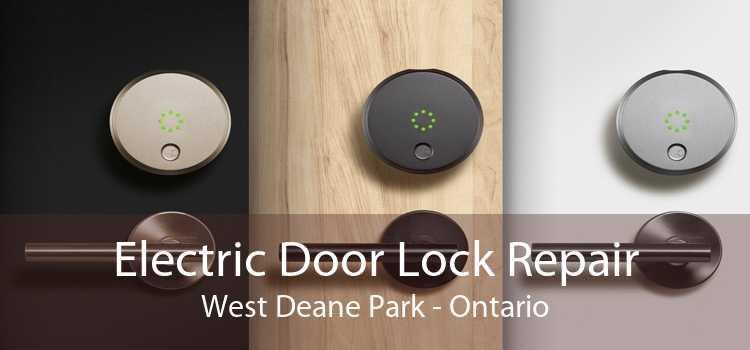 Electric Door Lock Repair West Deane Park - Ontario