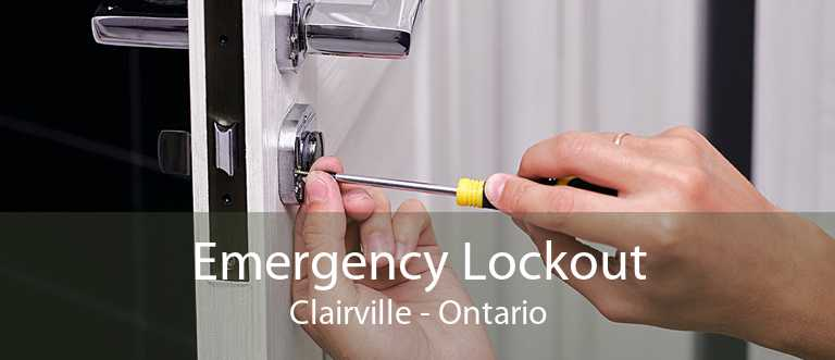 Emergency Lockout Clairville - Ontario