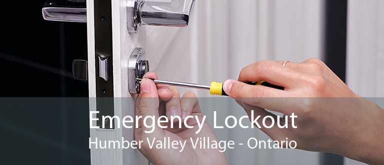 Emergency Lockout Humber Valley Village - Ontario