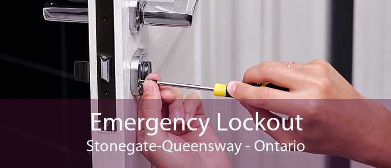 Emergency Lockout Stonegate-Queensway - Ontario