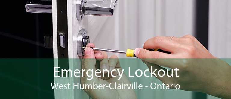 Emergency Lockout West Humber-Clairville - Ontario