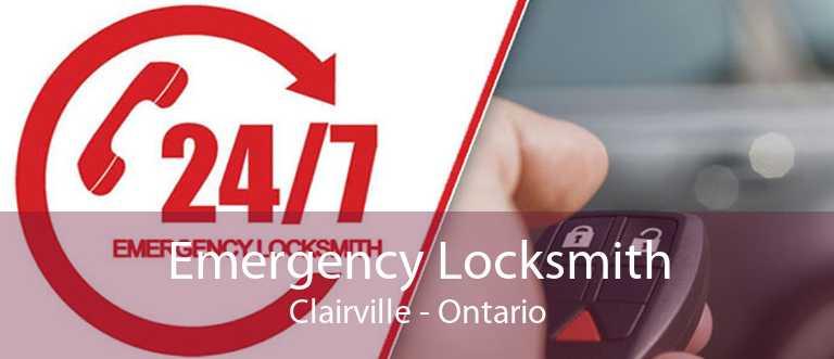 Emergency Locksmith Clairville - Ontario