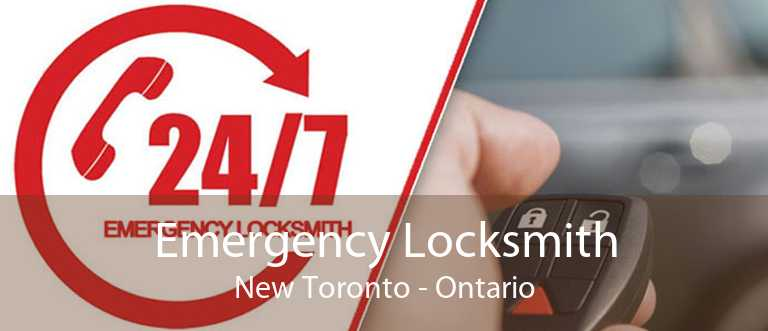 Emergency Locksmith New Toronto - Ontario