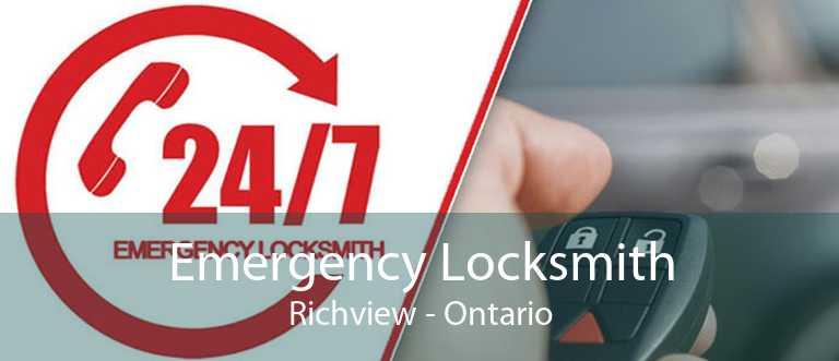 Emergency Locksmith Richview - Ontario