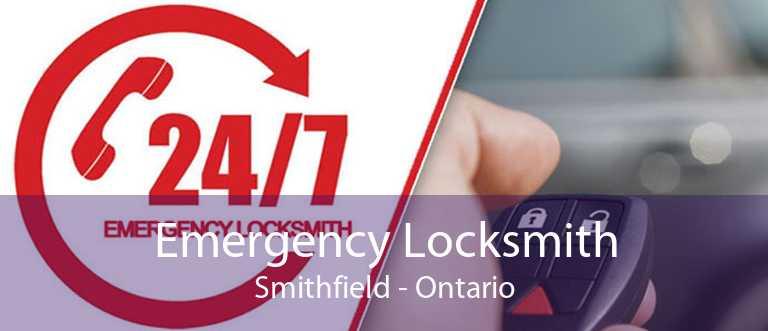 Emergency Locksmith Smithfield - Ontario