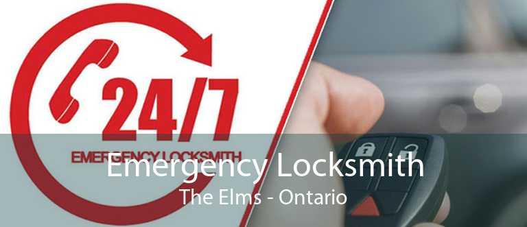 Emergency Locksmith The Elms - Ontario