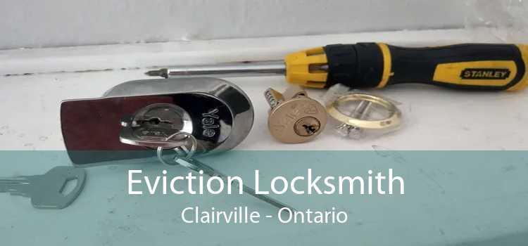Eviction Locksmith Clairville - Ontario