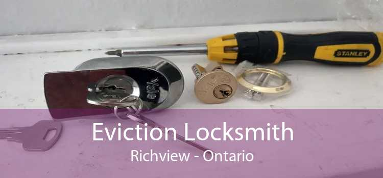 Eviction Locksmith Richview - Ontario