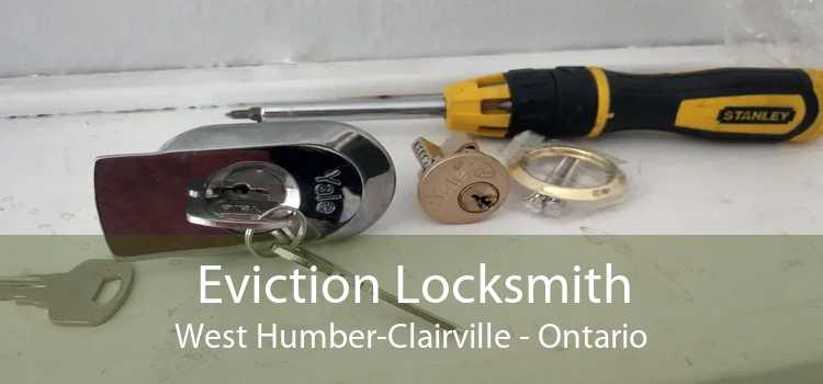 Eviction Locksmith West Humber-Clairville - Ontario