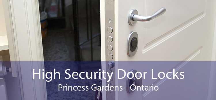 High Security Door Locks Princess Gardens - Ontario