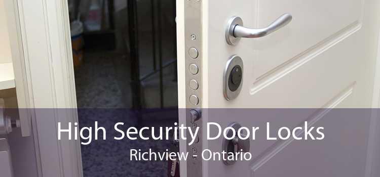 High Security Door Locks Richview - Ontario