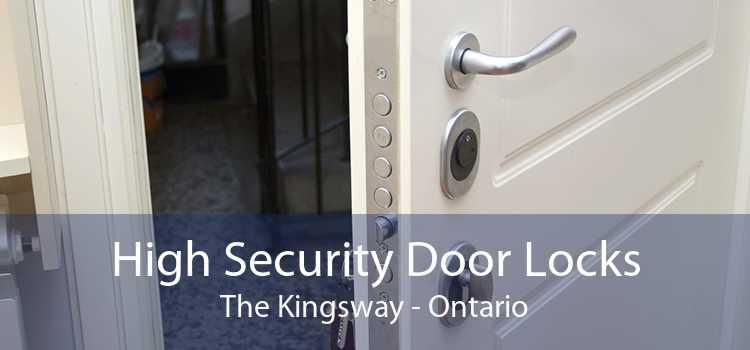 High Security Door Locks The Kingsway - Ontario