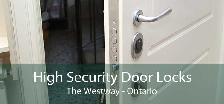 High Security Door Locks The Westway - Ontario