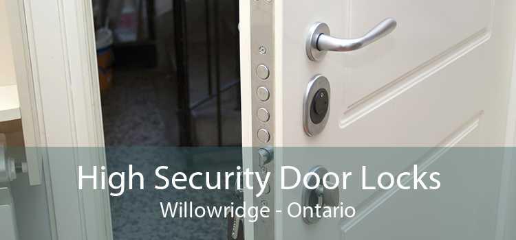 High Security Door Locks Willowridge - Ontario