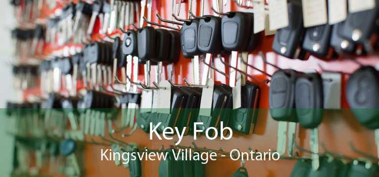 Key Fob Kingsview Village - Ontario