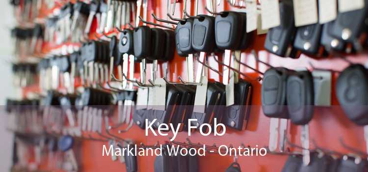 Key Fob Markland Wood - Ontario