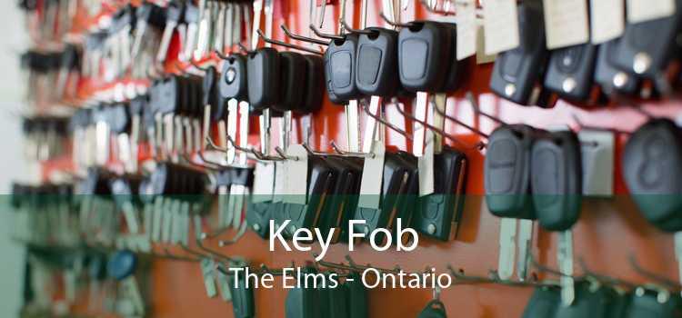 Key Fob The Elms - Ontario