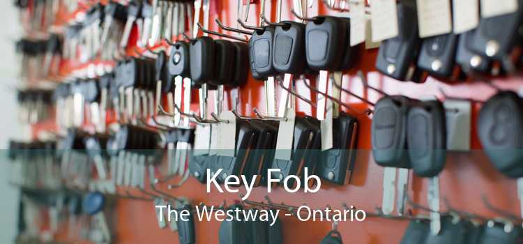 Key Fob The Westway - Ontario