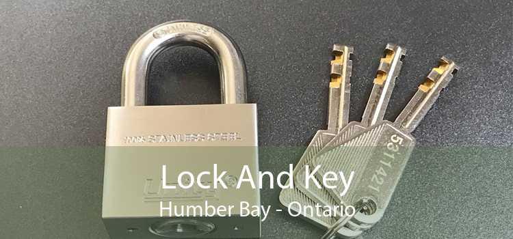 Lock And Key Humber Bay - Ontario