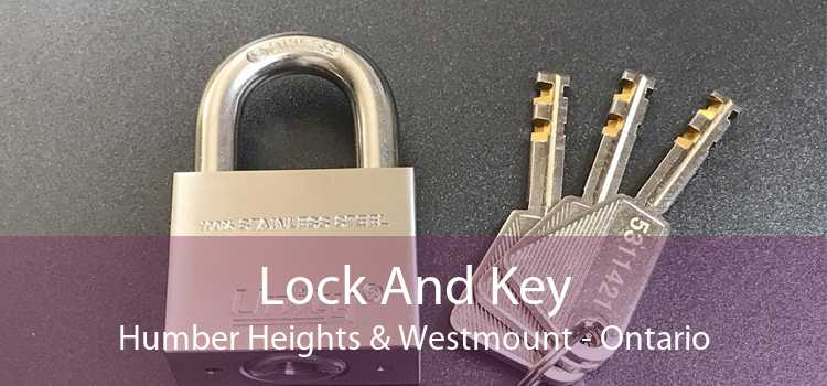 Lock And Key Humber Heights & Westmount - Ontario