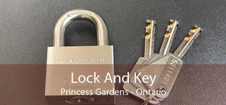 Lock And Key Princess Gardens - Ontario