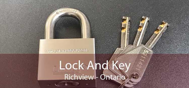 Lock And Key Richview - Ontario