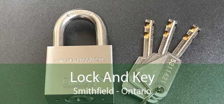 Lock And Key Smithfield - Ontario
