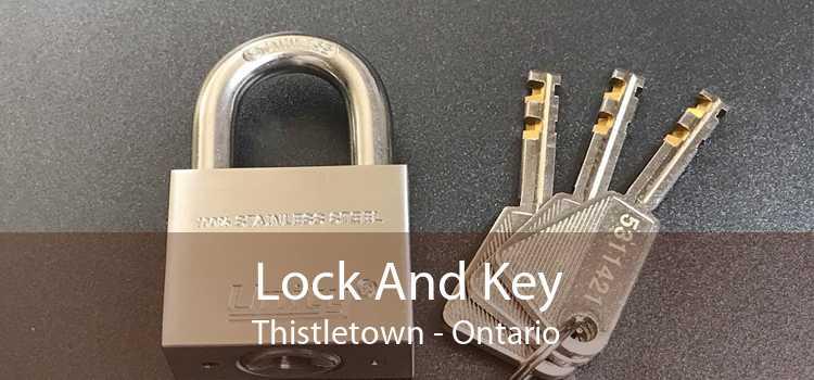 Lock And Key Thistletown - Ontario