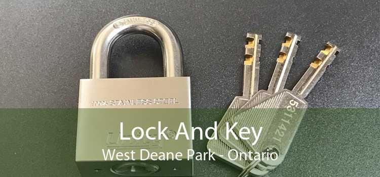 Lock And Key West Deane Park - Ontario