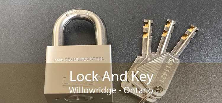 Lock And Key Willowridge - Ontario