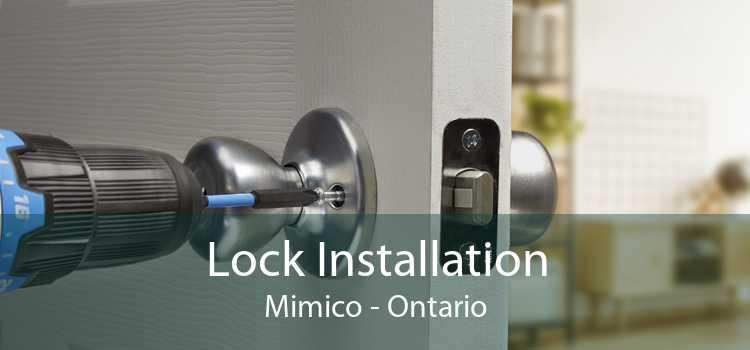 Lock Installation Mimico - Ontario