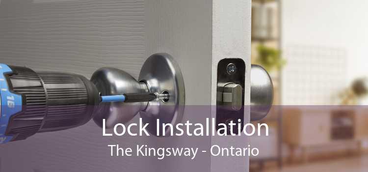 Lock Installation The Kingsway - Ontario