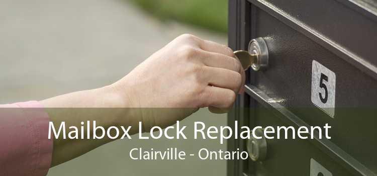 Mailbox Lock Replacement Clairville - Ontario