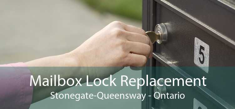 Mailbox Lock Replacement Stonegate-Queensway - Ontario