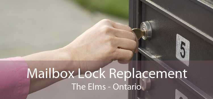 Mailbox Lock Replacement The Elms - Ontario