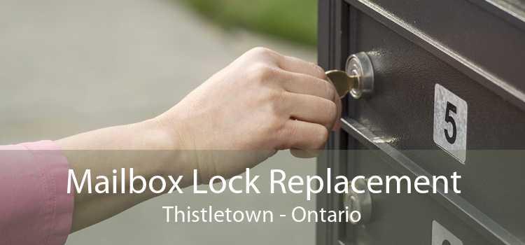 Mailbox Lock Replacement Thistletown - Ontario